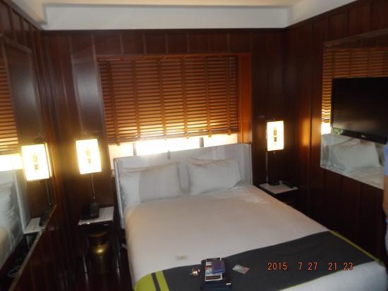 Hudson Hotel New York Standard Double Room