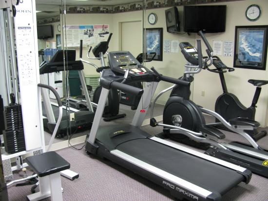 Mountain Home, AR: Fitness Room