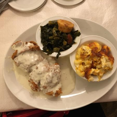 Best southern food in the city!