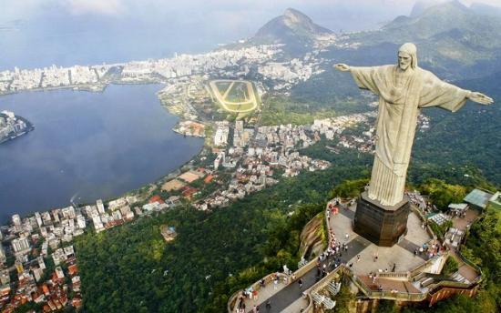 Voo Panoramico Rio