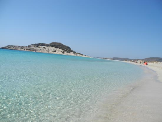 Greece is the law - Picture of Simos beach, Elafonisos ...