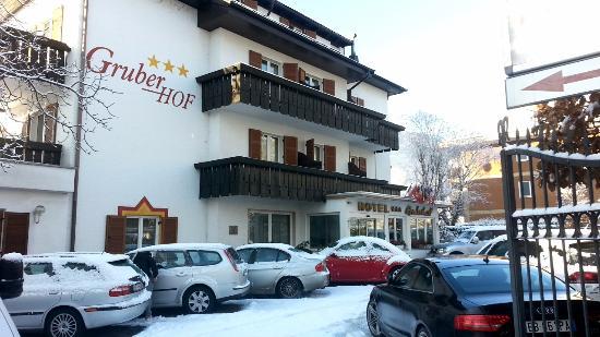Hotel Gruberhof : Con la neve