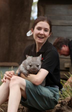 Tasmanien, Australien: Boroong farm