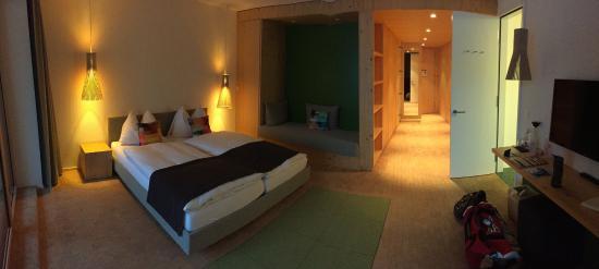 Parpan, Zwitserland: Suite