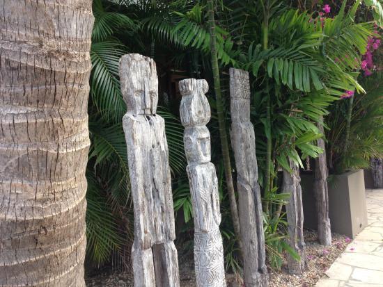 Marina Beach Hotel: entrée