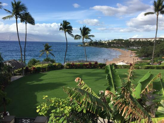 Four Seasons Resort Maui at Wailea: Extraordinary views!