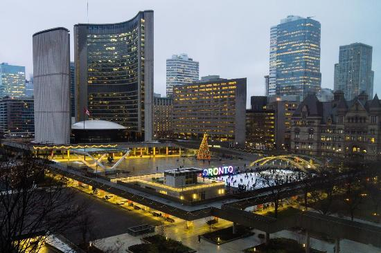 Sheraton Centre Toronto Hotel: photo0.jpg