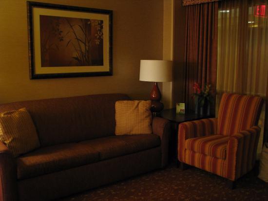 Loveland, CO: Seating Area