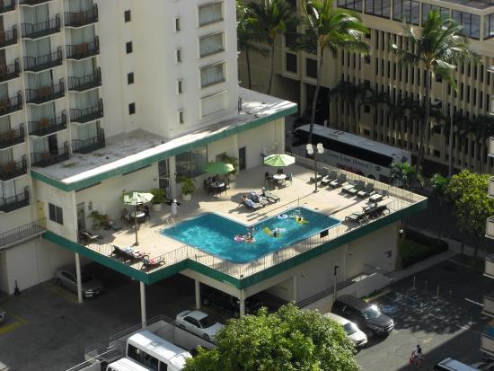 Waikiki Resort: プール