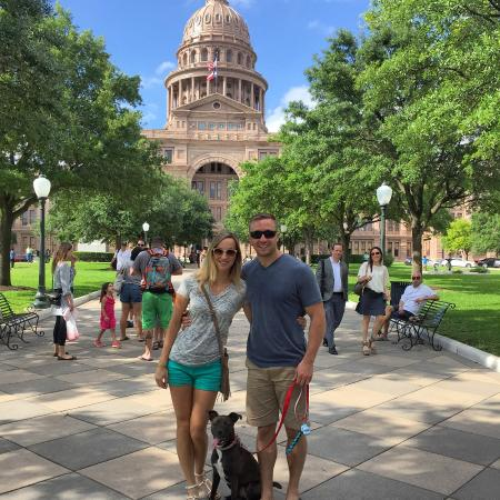 State Capitol: Family photo!