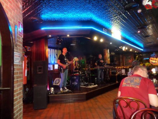 Harley S Restaurant Tenerife