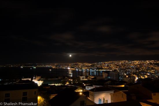 هوتل بوتيك أكونترالوز: View from the room balcony
