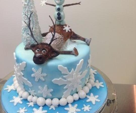 Cleveland, Αυστραλία: Frozen Cake