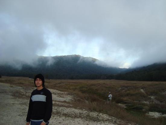 Sierra de la Laguna Mountains: frío