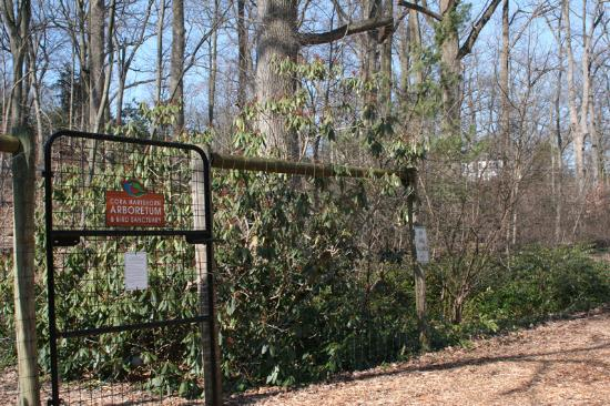 Short Hills, نيو جيرسي: Deer fences