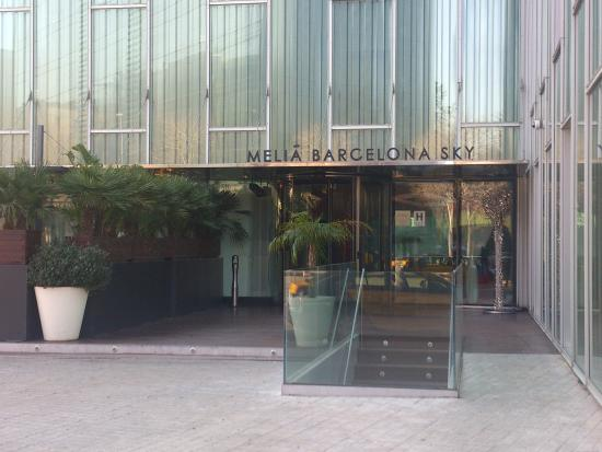 Melia Barcelona Sky: Hotel
