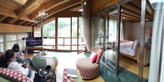 Coeur des Alpes : our home in Zermatt - The Gallery Suites