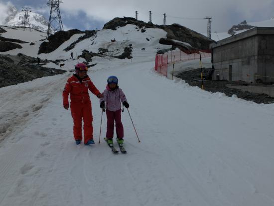 Coeur des Alpes : skiing