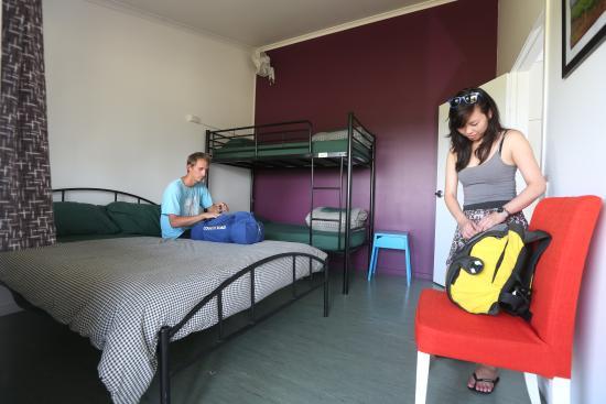 Nulkaba, Australia: Twin room