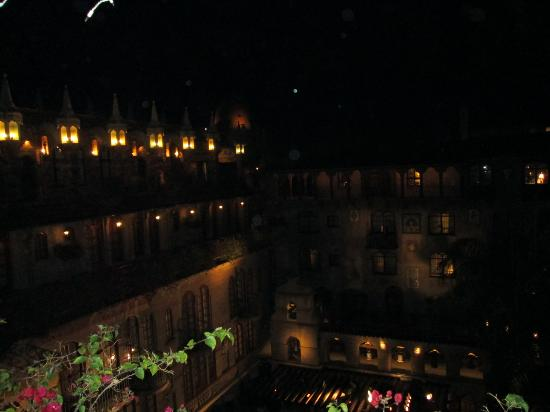 The Mission Inn Hotel and Spa: Another night view