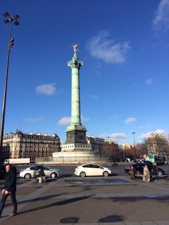 París, Francia: Bastille