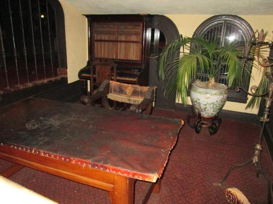 The Mission Inn Hotel and Spa: Some historical pieces of furniture