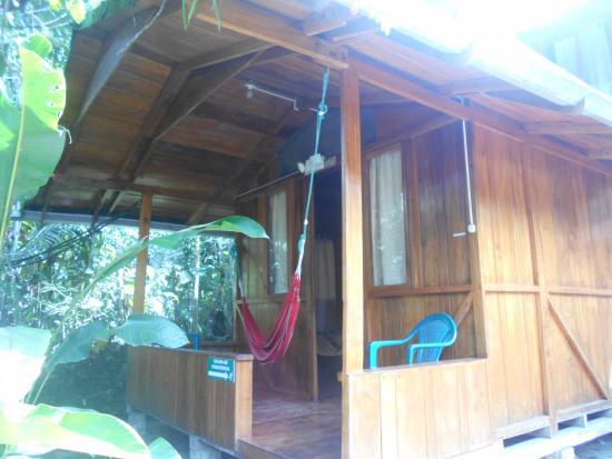 Cabanas Armonia y Jardin de Orquideas: Cabana
