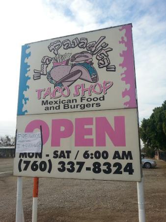 La Pasadita Taco Shop