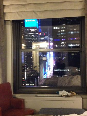 WestHouse Hotel New York: View from room