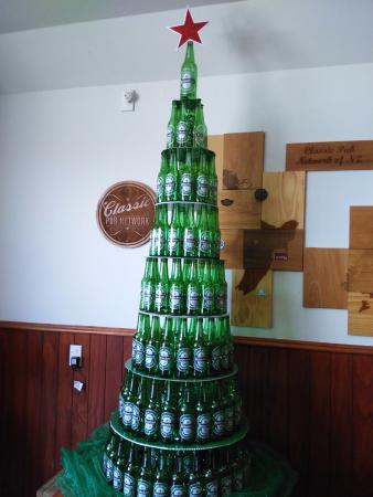 Portobello Hotel: Novelty Christmas Tree