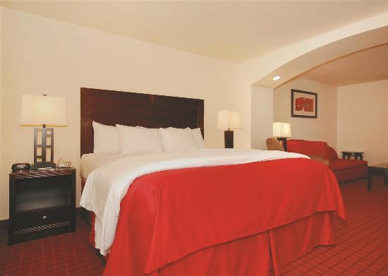 La Quinta Inn & Suites Huntsville Airport Madison: Guest room
