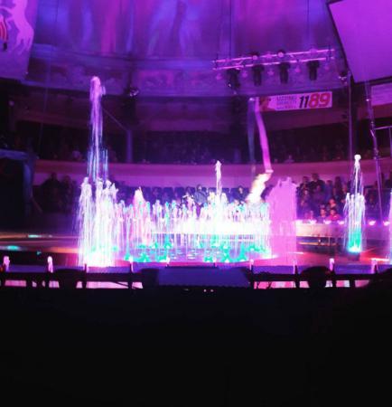 Rigas Cirks (Circo di Riga) : Рижский цирк
