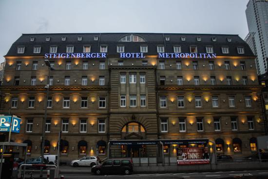 Steigenberger Hotel Metropolitan Frankfurt Frankfurt Am Main