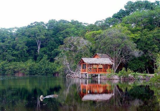 Mouila, Gabon: stunning
