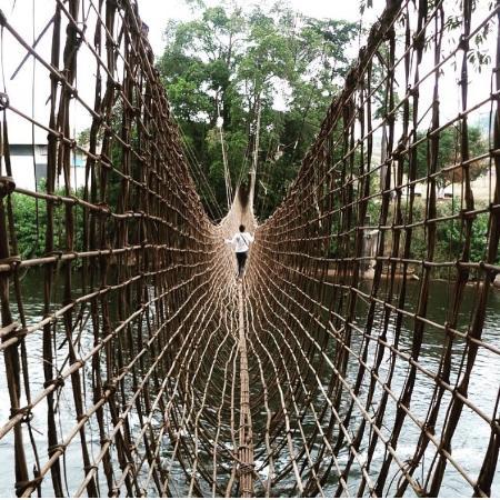 Franceville, กาบอง: pont