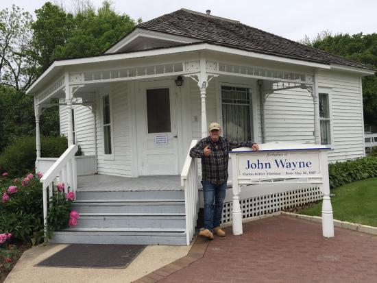 Winterset, IA: John Wayne's homeplace