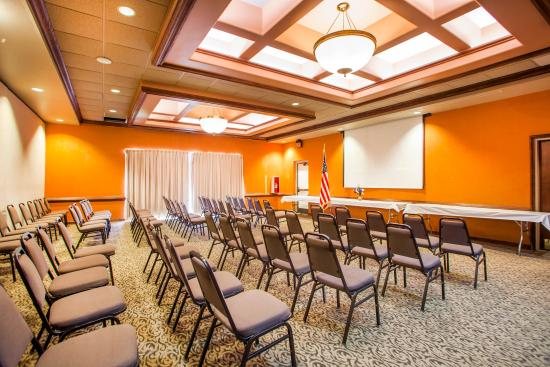 Meeting Room at Quality Inn & Suites Independence Kansas City MO