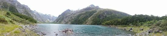 Milford, Nueva Zelanda: Lake Marian Track