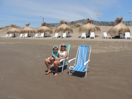 Santa Teresita, Argentina: Playa