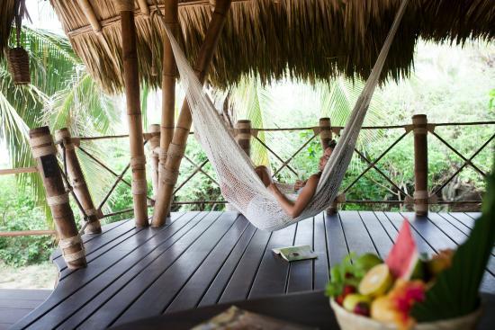 Playa Viva: Just relaxing