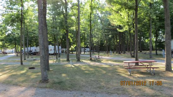 rv campgrounds in michigan Adult