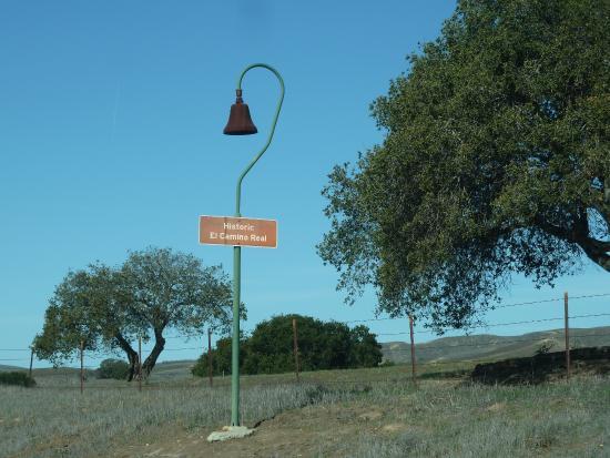 California Desert, CA: Daran erkennt man den alten Königsweg