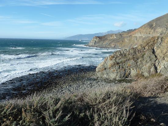 California Desert, CA: Teil des alten Camino de Rey