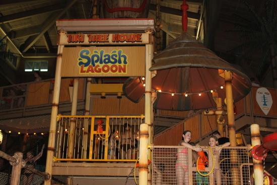Splash Lagoon Indoor Water Park Resort: Play Area