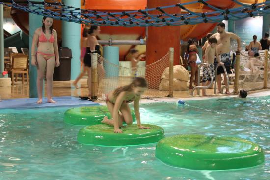 Splash Lagoon Indoor Water Park Resort: Frog Pad
