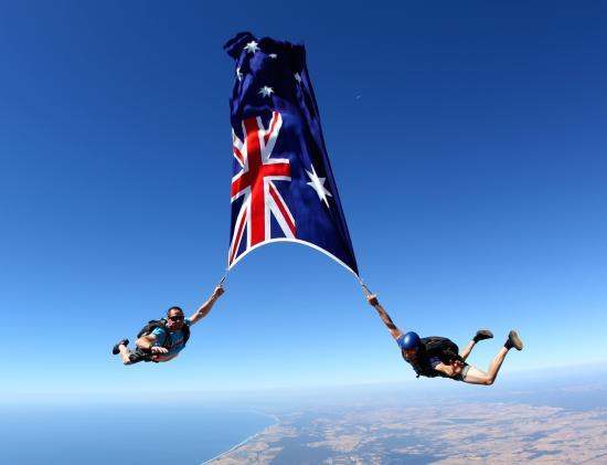 Skydive Geronimo Busselton: Australia Day Skydiving @ Geronimo!