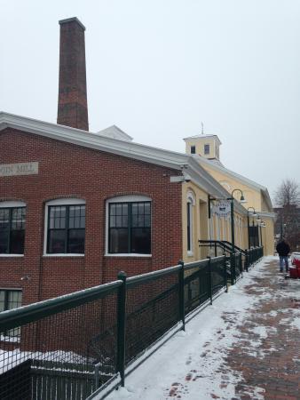 Topsham, Maine: The Mill