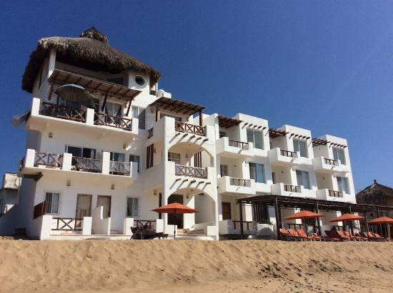 Hotel Estrella de Mar: Hotel