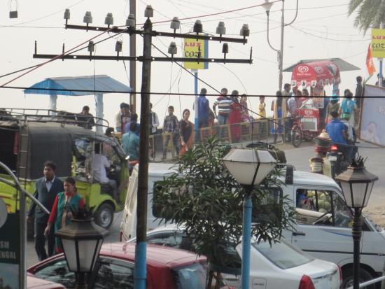 Raichak, Ινδία: RIVER VIEW