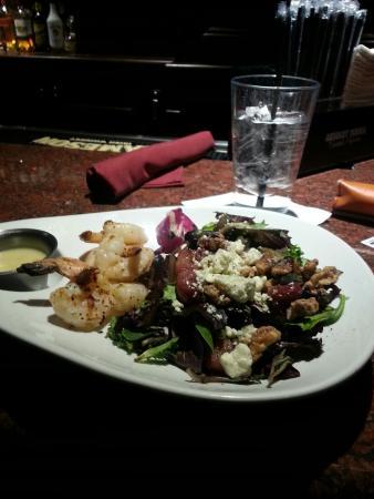 Warwick Denver Hotel: Dinner at Randolph's